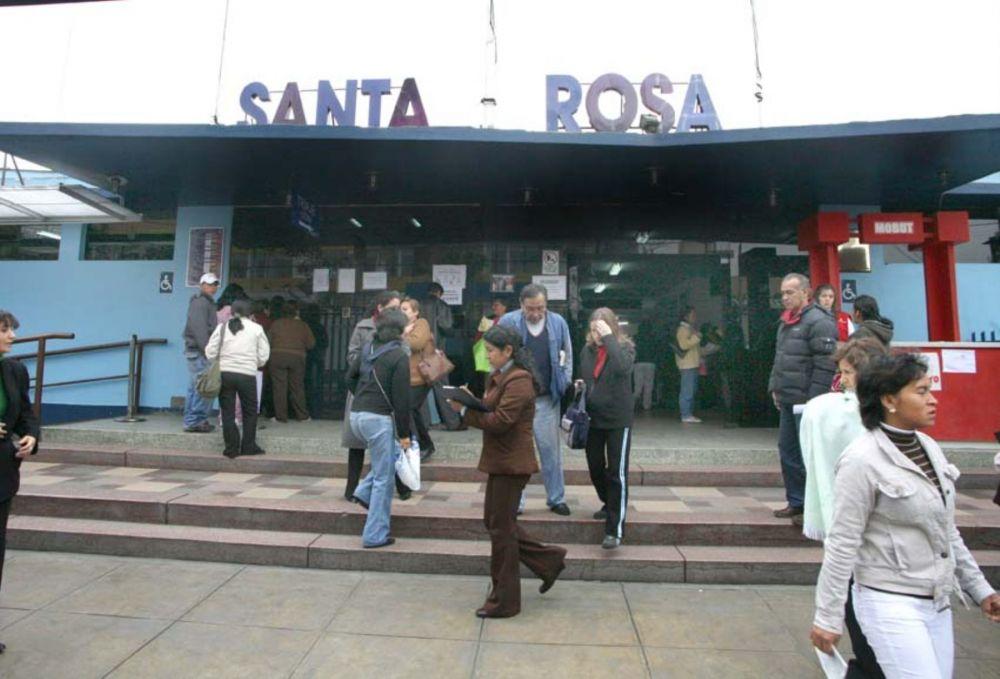 Ampliación del hospital Santa Rosa afectaría a albergue de niñas del Inabif
