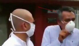 Consejero regional encaró al ministro de Salud cuando declaraba a la prensa