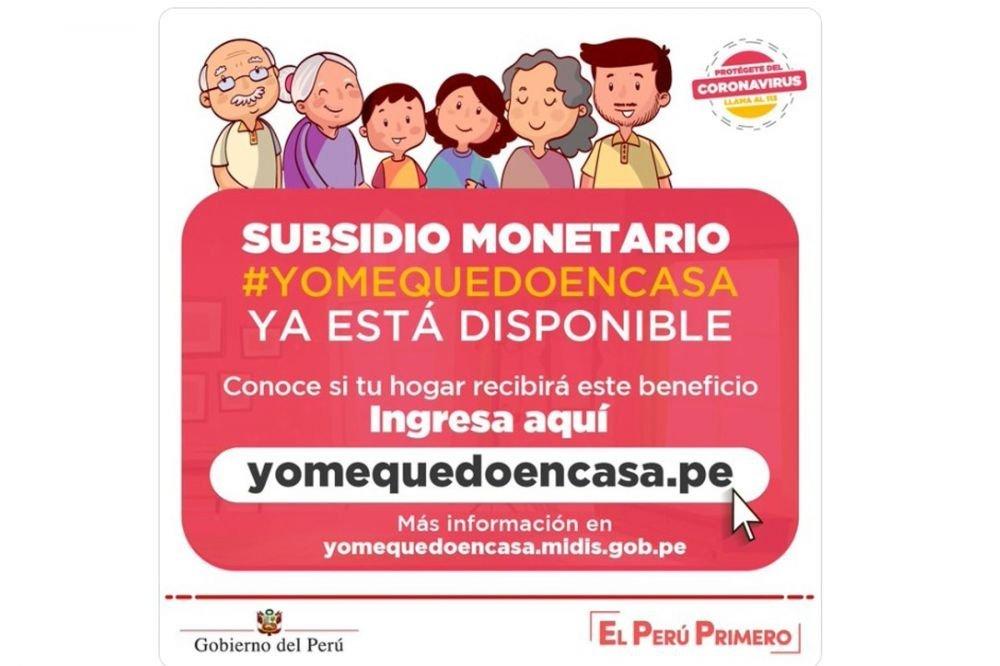 yomequedoencasa.pe