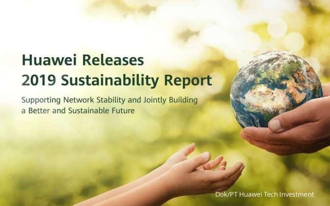 Huawei: ¿Por qué la marca china presentó informe de sostenibilidad?