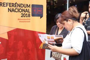 Congreso: Eliminación de la Inmunidad parlamentaria se decidirá en un referéndum