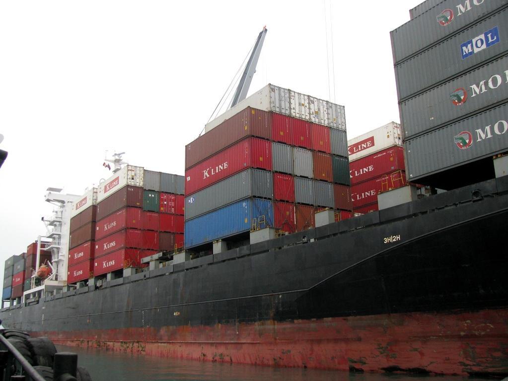 Puerto peruano