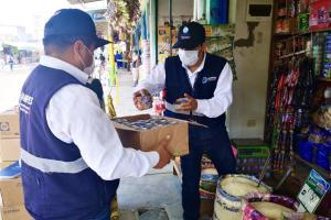 Chimbote: Sanipes incautó dos mil conservas de pescado no aptas para consumo