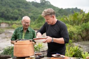 "Gordon Ramsay vuelve a National Geographic con ""Sabores Extremos"""