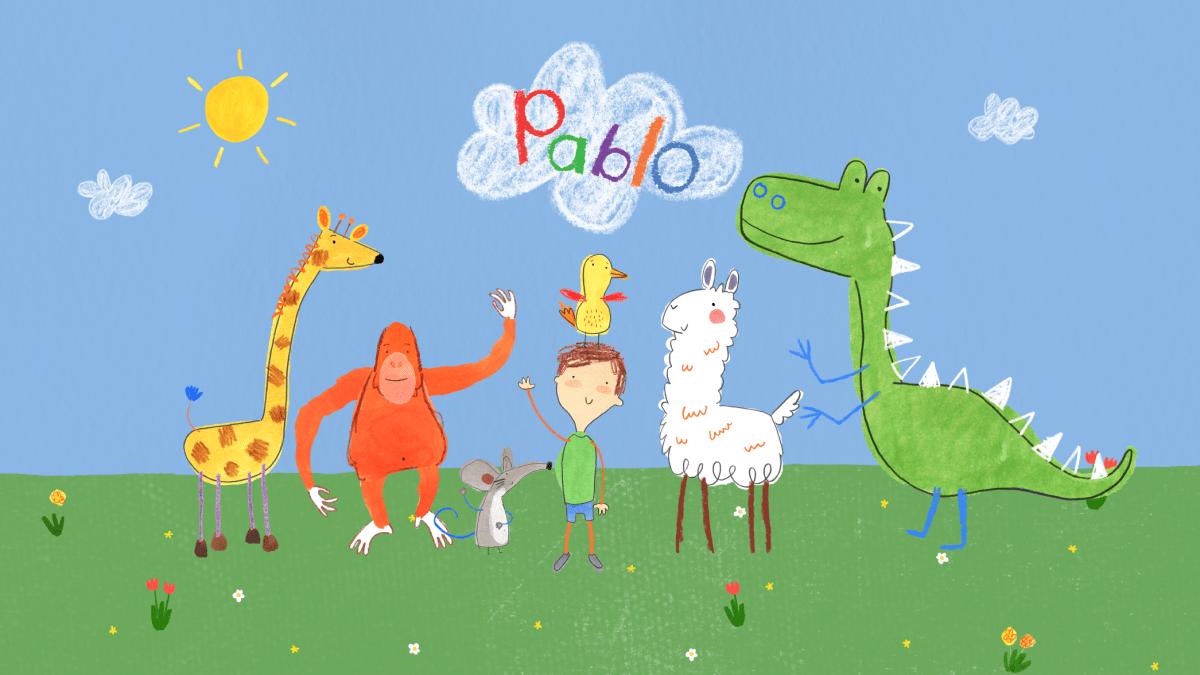 Nat Geo Kids trae segunda temporada de Pablo, interpretada por niños con autismo