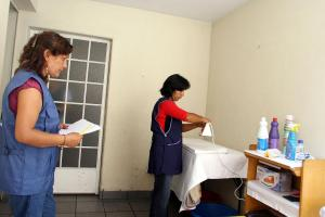 Ley de trabajadoras y trabajadores del hogar fue aprobada por el Pleno Mujer del Congreso