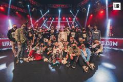Las Batallas de Rap: Pura Calle online 2020 llega en vivo a YouTube