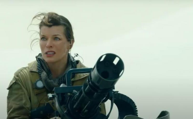 Monster Hunter, la cacería comienza: Aquí el primer trailer con Milla Jovovich