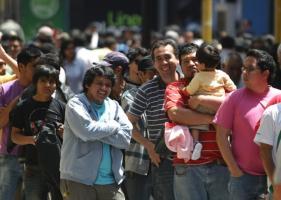 Peruanos no tan felices