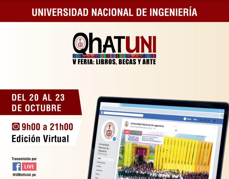Qhatuni: una de las ferias más importantes de Lima tendrá su primera edición virtual