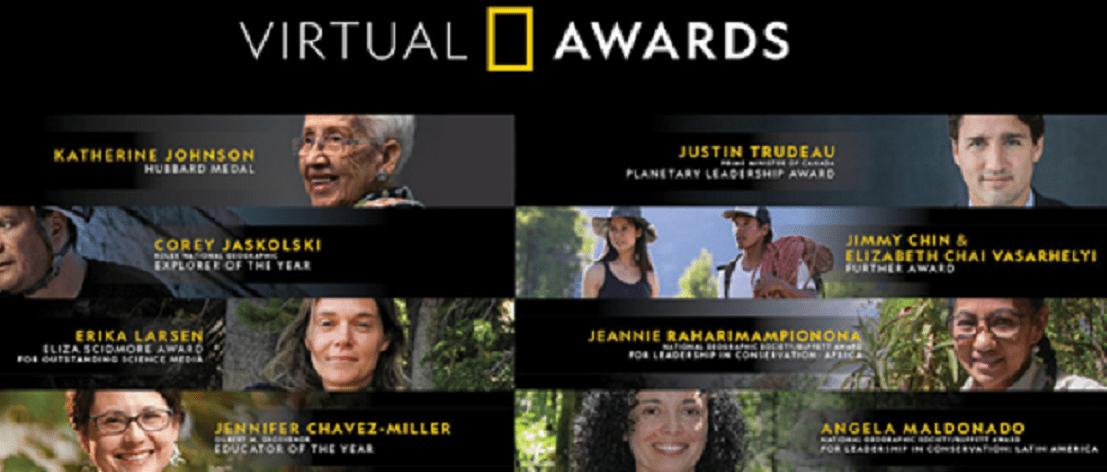 Premios National Geographic 2020: una latinoamericana será galardonada