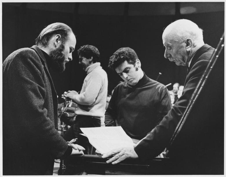 """Film&Arts presenta """"Barenboim sobre Beethoven"""" en exclusiva desde YouTube"""