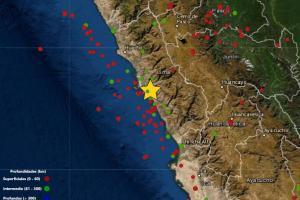 Temblor hoy en Lima: sismo de magnitud 4.0 se registró esta madrugada