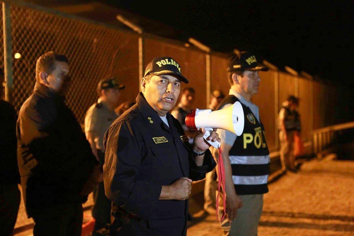 ¿Quién es César Cervantes Cárdenas? Nuevo Comandante General de la Policía Nacional