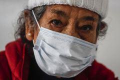 Adultos mayores en Perú