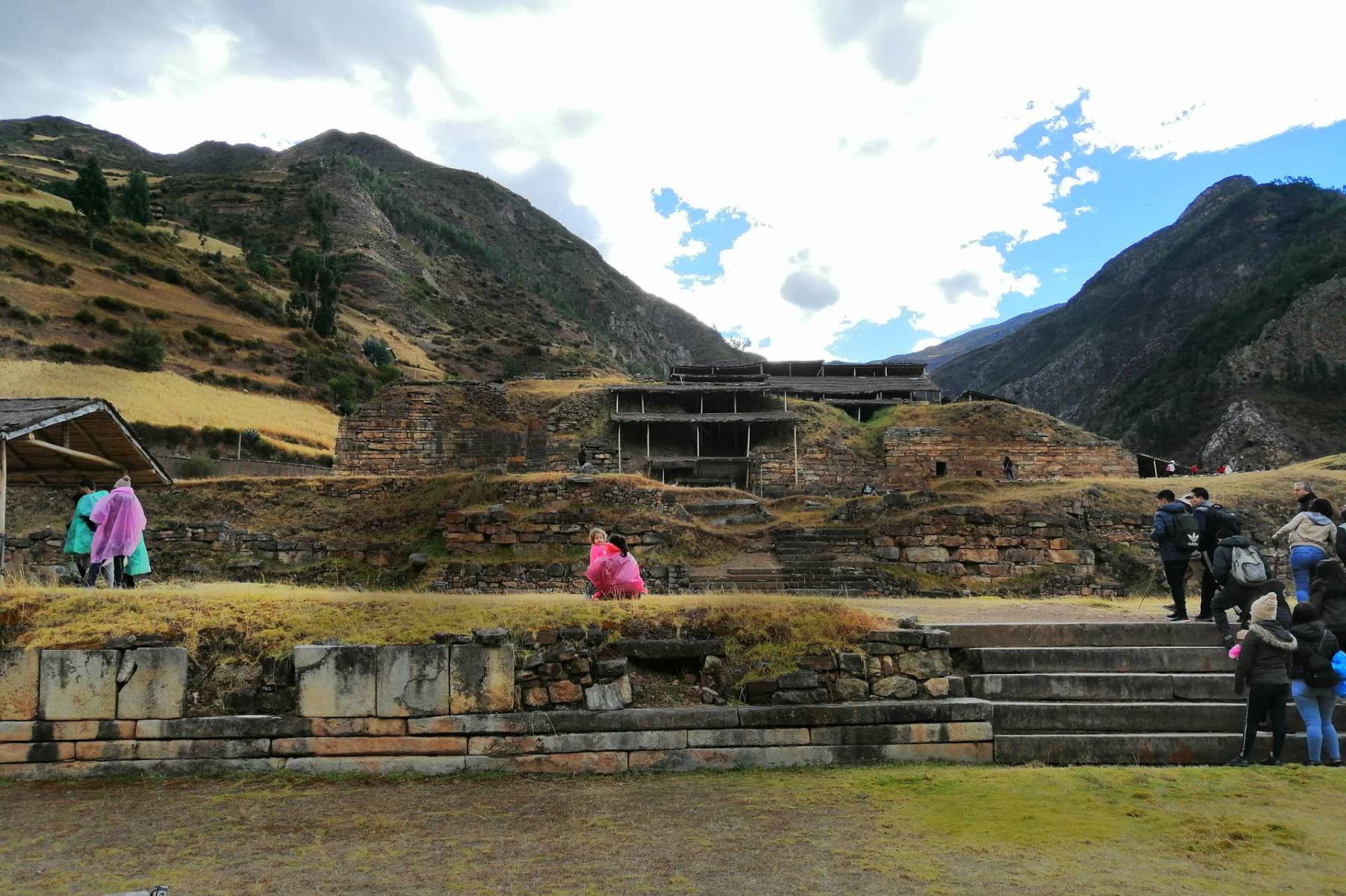 Monumento Arqueológico Chavín reabre sus puertas este domingo 6 de diciembre