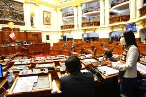 Congreso deroga la ley de promoción agraria y Francisco Sagasti no la observará