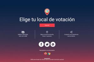 Cómo elegir dónde votar en Elecciones 2021 – ONPE