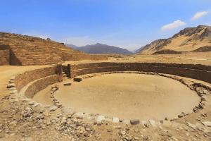 Respaldan a Ruth Shady y Zona Arqueológica Caral ante amenazas