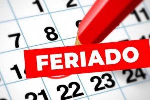 Feriados y días no laborables del año 2021 en el Perú