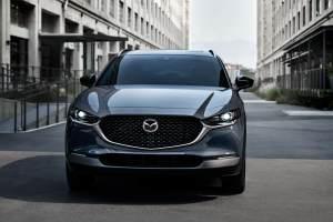 Mazda CX-30 'Top Safety Pick' del IIHS para el 2021
