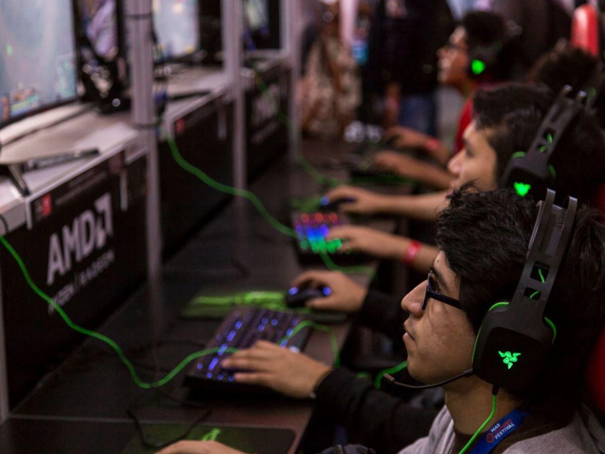Gamers y usuarios de Internet