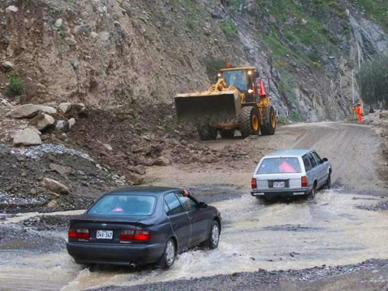 Carreteras del Perú