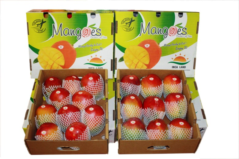 Exportaciones de mango