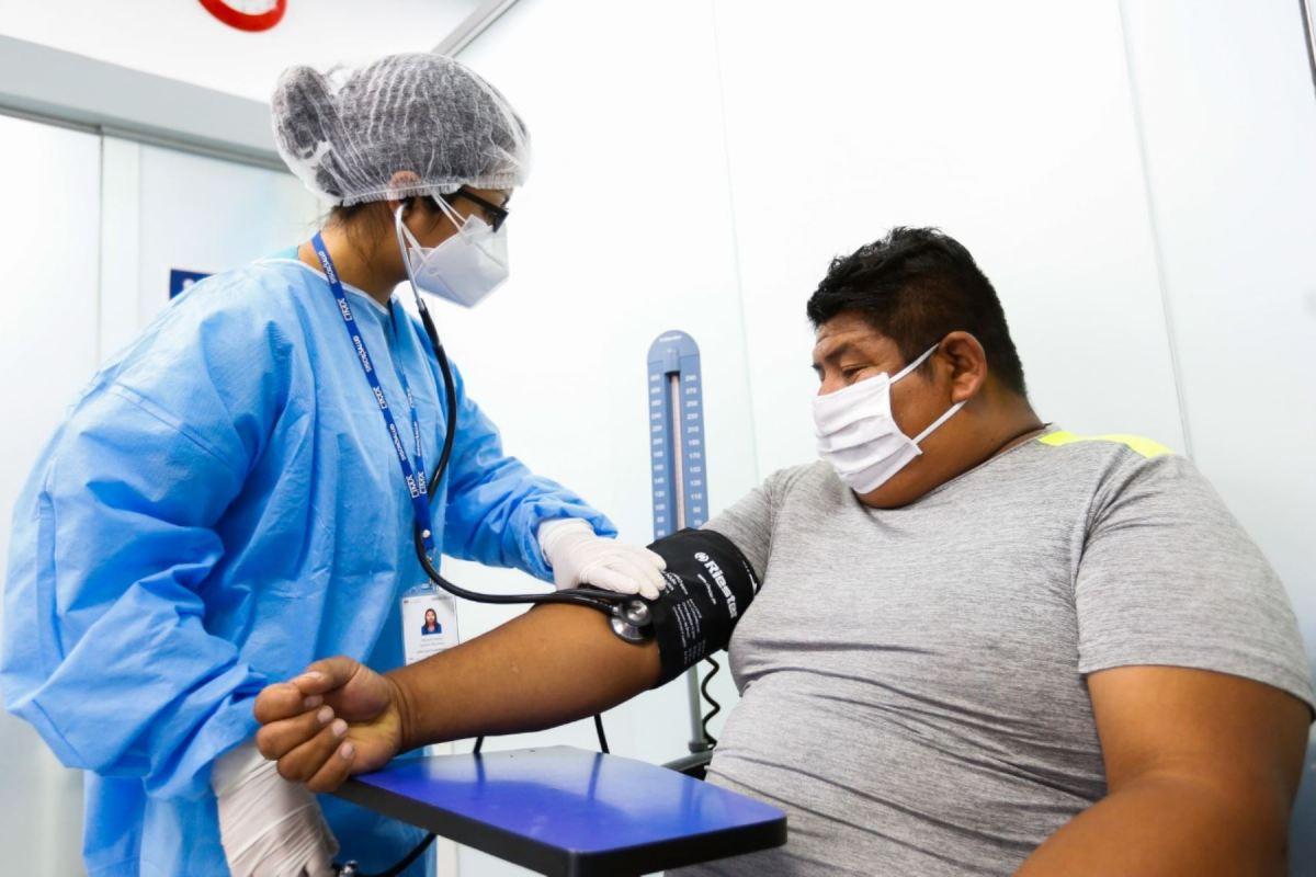 Obesidad en el Perú