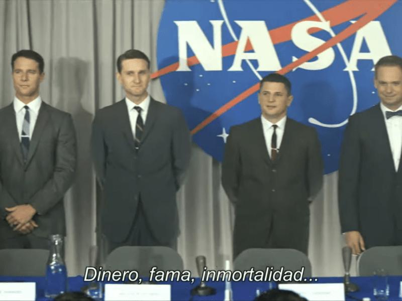 """Disney+ estrenó """"Los Elegidos de la Gloria"""" una serie de National Geographic"""