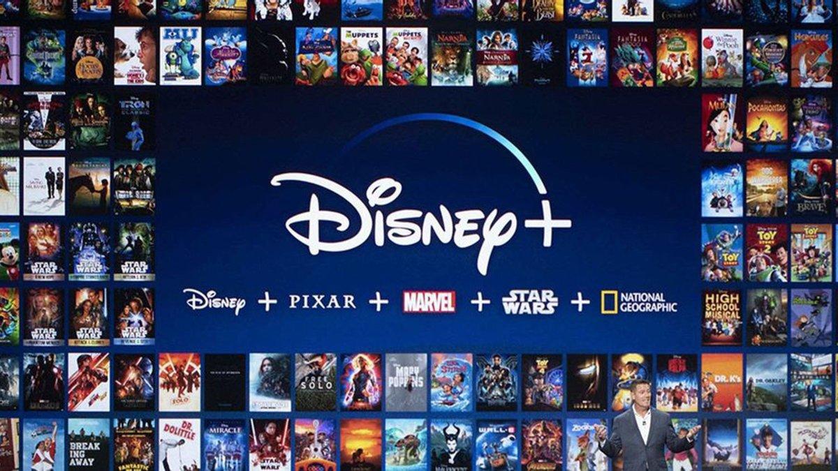 Disney Plus logra récord de suscriptores