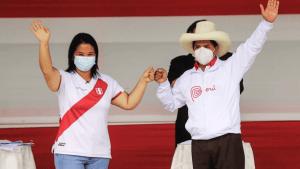 """Pedro Castillo y Keiko Fujimori: Un debate con promesas, pero faltó decir """"cómo lo harán"""""""