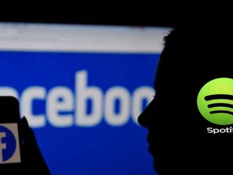 Facebook permite escuchar música y podcast de Spotify sin salir de la aplicación