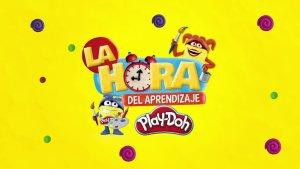 """""""La Hora del Aprendizaje Play Doh"""" llega con Hasbro"""