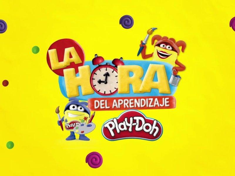 """La Hora del Aprendizaje Play Doh"""