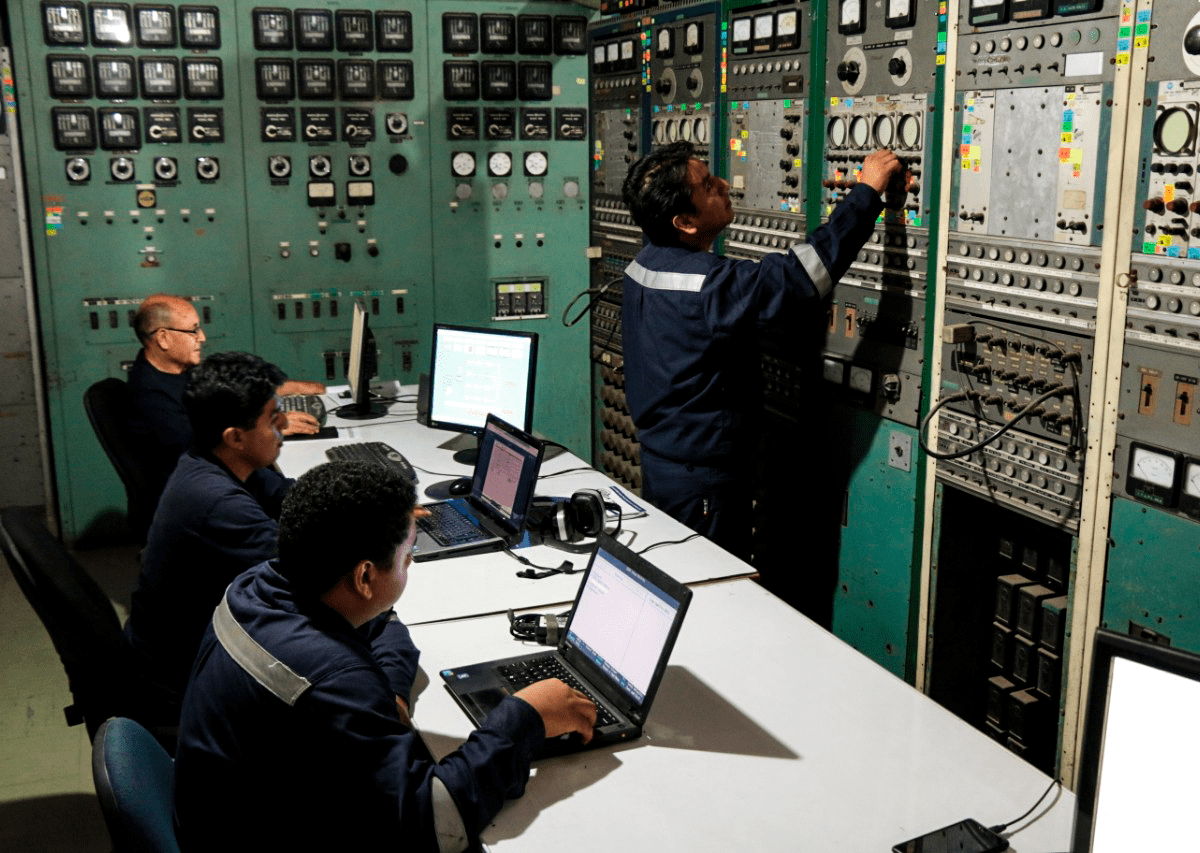 Investigadores del Radio Observatorio de Jicamarca 1