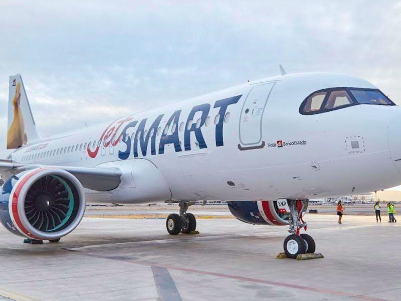 Jetsmart Airlines quiere operar en Perú