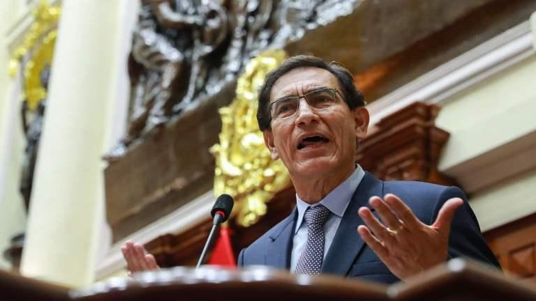 Martín Vizcarra inhabilitado: Congresistas coinciden en validez de juicio político