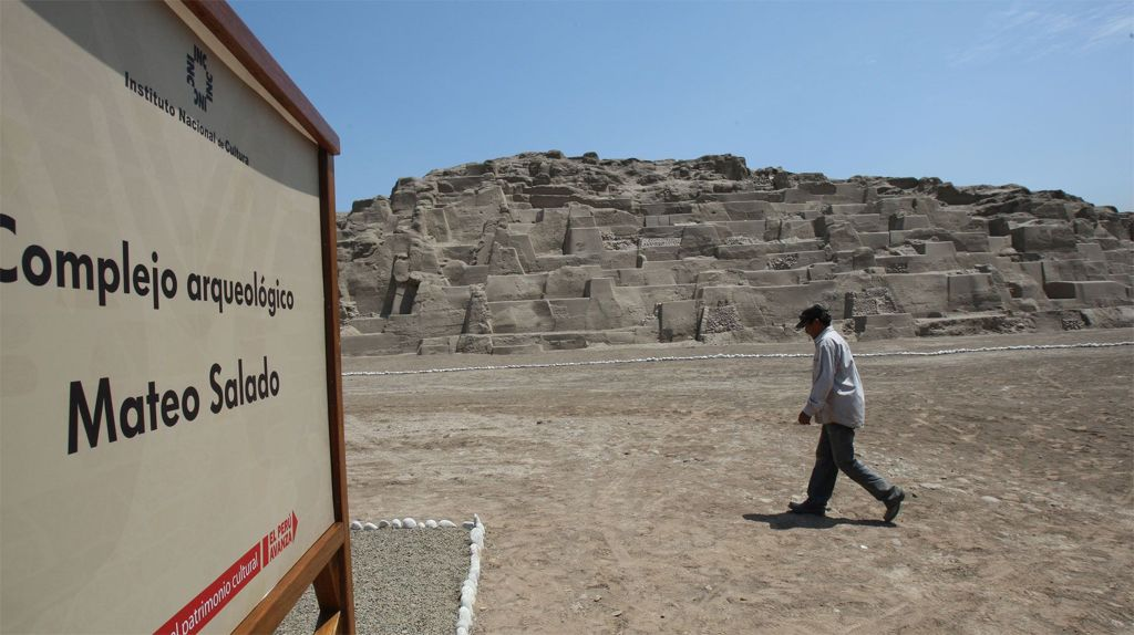 Huaca Mateo Salado