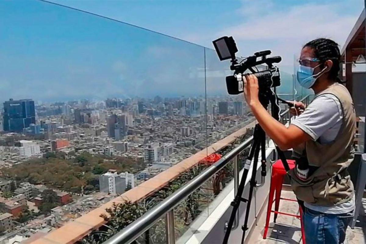 Periodistas peruanos afectados por el COVID-19