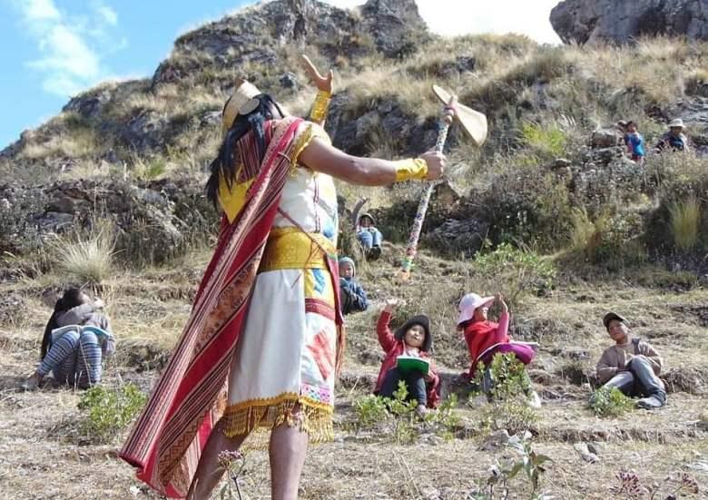 Pachacútec en Cusco