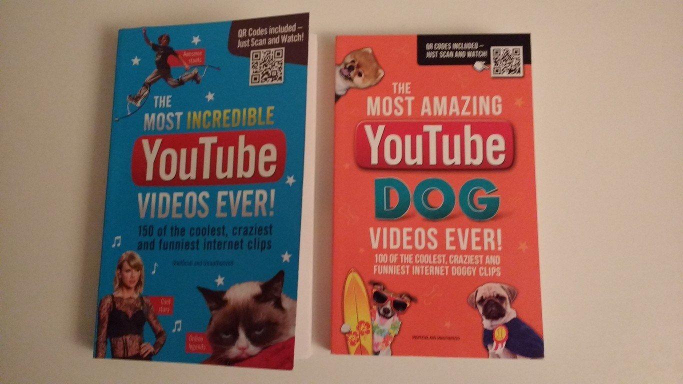 YouTube y los libros