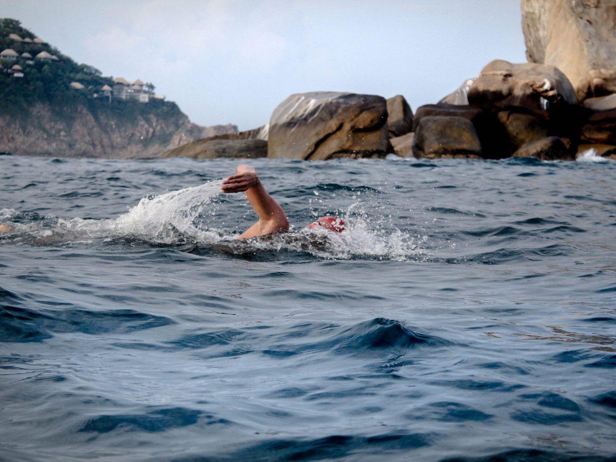Cuatro recomendaciones si quieres nadar en aguas abiertas