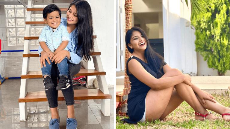 Nickol Sinchi impactó a fans con fotos en Instagram el Día de la Madre