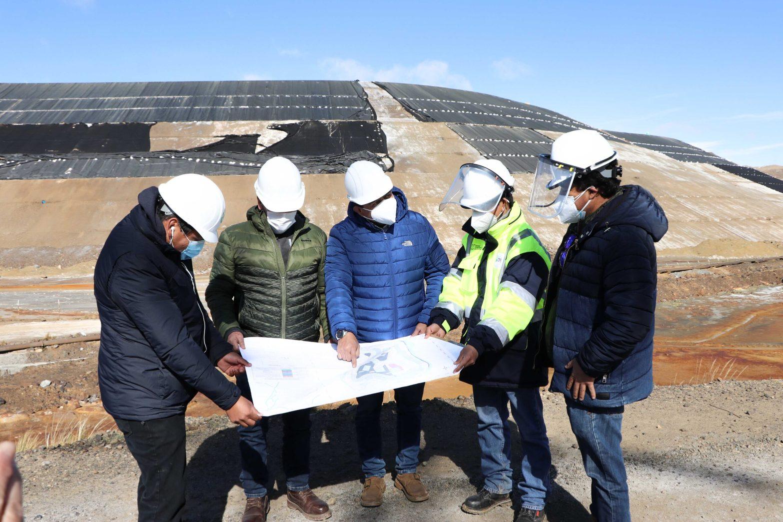 Activos Mineros lidera ránking de empresas públicas