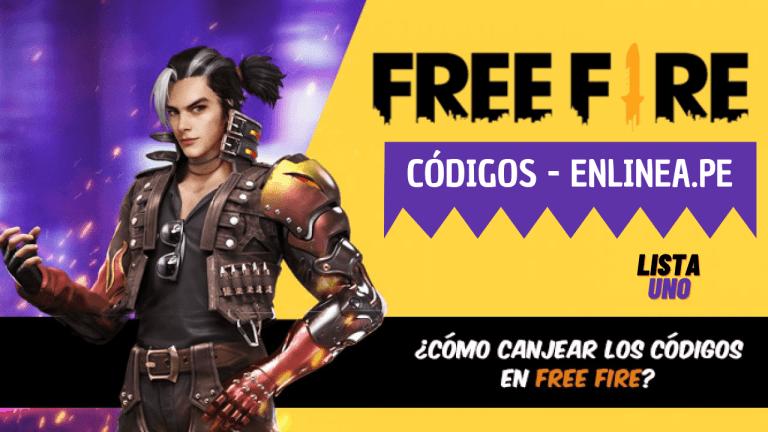 Free Fire, códigos gratis para hoy 16 de junio con recompensas incluidas