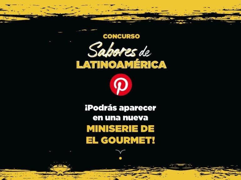 El Gourmet y Pinterest anuncian concurso para encontrar a protagonistas de nueva miniserie