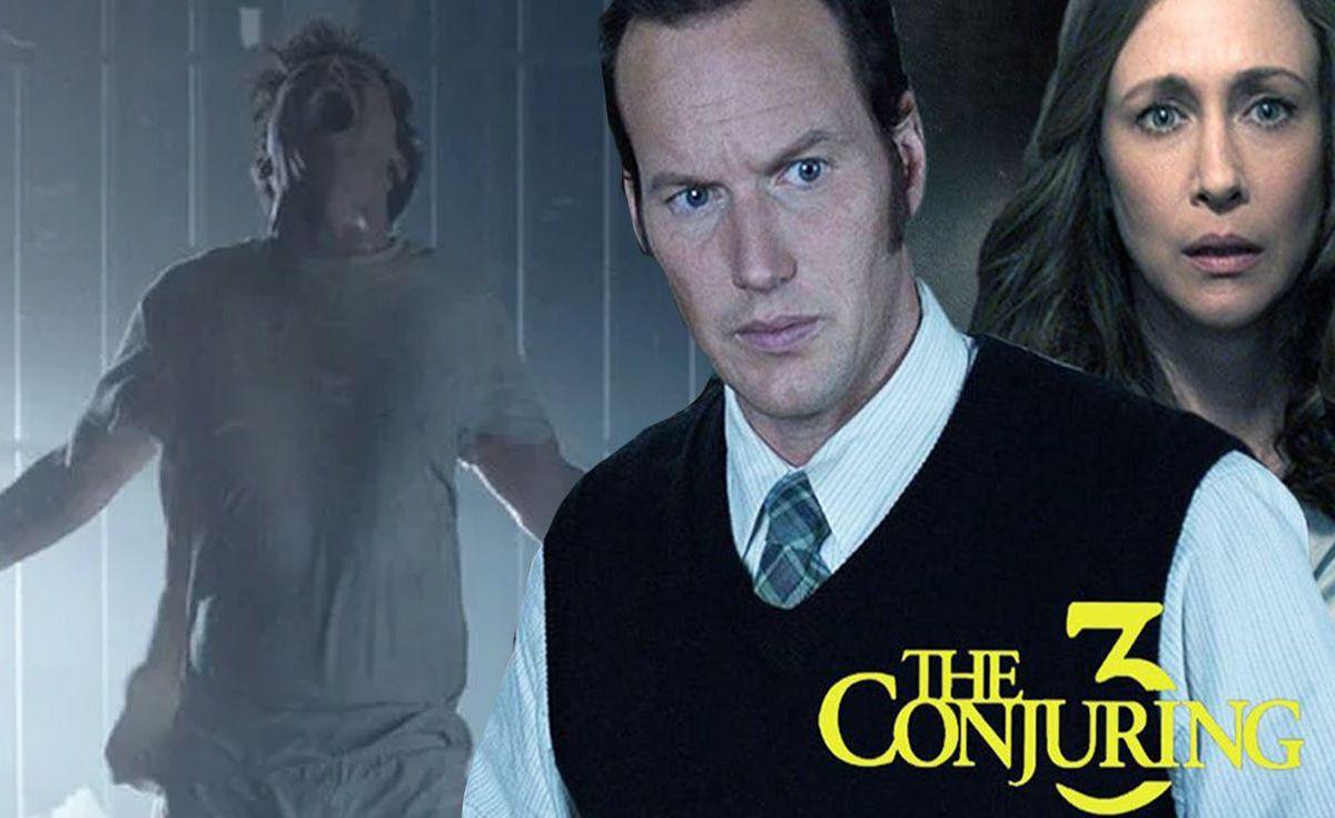 El Conjuro 3 ver online en HBO Max