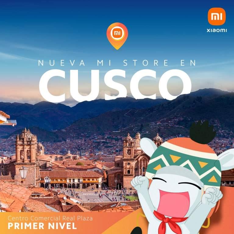 Xiaomi abre tienda en el Cusco y espera terminar el 2021 con 30 locales abiertos en Perú