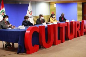 35 Feria del Libro de Guadalajara 2021: Ministerio de Cultura presentó delegación oficial del Perú